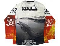 """Джемпер Lucky John & Norfin """"Fire"""" (размер S)"""