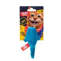 """Мягкая игрушка для котов """"Акула"""""""