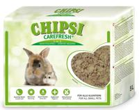 """Целлюлозный наполнитель для мелких домашних животных и птиц CareFresh """"Chipsi Original"""", 5 л"""
