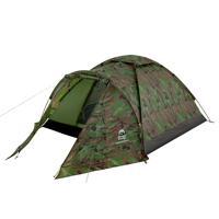 """Палатка четырехместная """"Jungle Camp. Forester 4"""", цвет: камуфляж"""