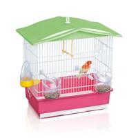 """Клетка для птиц Imac """"Tiffany"""", 42x26x42 см, розовая"""