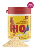 """Витаминно-минеральные гранулы """"RIO"""", для канареек, экзотов и других мелких птиц, 120 г"""