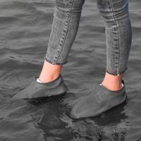 Силиконовые чехлы бахилы для обуви от дождя и грязи, размер 42-45
