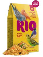 """Корм для волнистых попугайчиков и мелких птиц RIO """"Gourmet food"""", 250 г"""