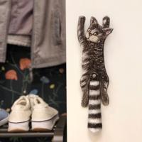 """Ложка для обуви """"Кот"""""""