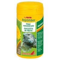 """Растительная подкормка для рептилий Sera """"Reptifiber"""", 250 мл"""