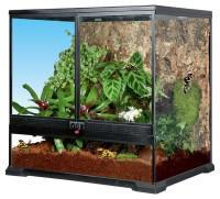 """Террариум Sera """"Biotop Reptil Terra 60"""", грунт, цифровой замок, гидрометр-термометр, 60x60x45 cм"""