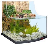 """Акватеррариум Sera """"Biotop Reptil Aqua"""", 80 л, Led-светильник, фильтр Fil 120, 100 Вт"""