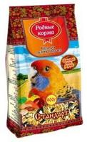 "Корм для средних попугаев Родные корма ""Стандарт"", 900 г"