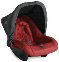 """Автокресло Lorelli """"Z-104 Bodyguard"""", цвет: красно-чёрный (0-10 кг)"""