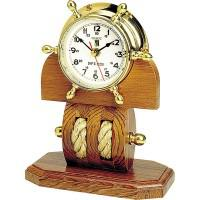 Часы настольные с веревкой