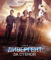 Blu-ray. Дивергент, глава 3: За стеной