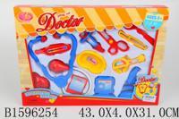 """Игровой набор """"Играем в доктора-5"""" (11 предметов)"""