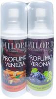 """Набор парфюмов для животных Milord: """"Venezia"""", с запахом миндаля и специй + """"Verona"""", с запахом винограда"""