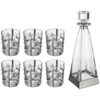Набор для виски, 7 предметов (штоф 700 мл и стаканы, 300 мл)