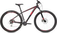 """Велосипед Stinger """"Reload Evo"""", рама 18"""", колеса 29"""", цвет: черный"""