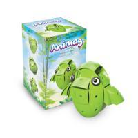 """Конструктор детский """"Animag"""", зеленый, магнитный"""