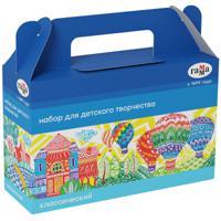 """Комплект наборов для детского творчества """"Классический"""", 5 предметов (4 набора в комплекте) (количество товаров в комплекте: 4)"""