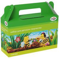 """Комплект наборов для детского творчества """"Пчелка"""", 8 предметов (4 набора в комплекте) (количество товаров в комплекте: 4)"""