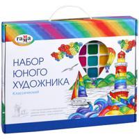 """Комплект наборов юного художника """"Классический"""", 13 предметов (3 набора в комплекте) (количество товаров в комплекте: 3)"""