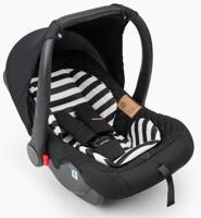 "Автокресло Happy Baby ""Skyler V2"" (цвет: jet black, 0-12 месяцев)"