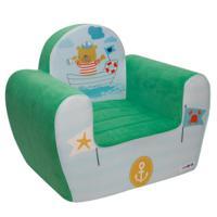 """Игровое кресло """"Экшен. Мореплаватель"""" (цвет: неон)"""