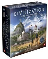 """Настольная игра """"Цивилизация: Терра Инкогнита"""""""