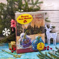 """Подарочный набор """"Подарок Деда Мороза"""" (количество томов: 2)"""