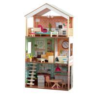 """Кукольный дом """"Дотти"""" с мебелью, 17 элементов, интерактивный"""
