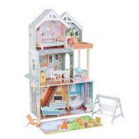 """Кукольный дом """"Хэлли"""" с мебелью"""