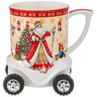 """Кружка на колесиках """"Christmas collection"""", 350 мл"""