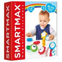 """Магнитный конструктор """"SmartMax. Мой первый набор погремушек"""", 8 деталей, арт. SMX 224"""