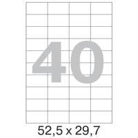 """Этикетки самоклеящиеся """"Office Label"""", 52,5х29,7 мм, 40 штук по 50 листов"""