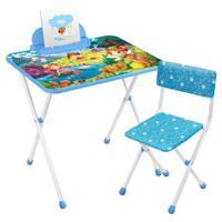 """Комплект детской мебели Ника """"Маленькие принцессы"""" (стол + стул мягкий)"""
