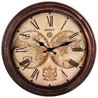 Часы настенные Energy EC-17 круглые, 1хАА