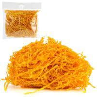 Наполнитель бумажный, солнечно-желтый (40 грамм)