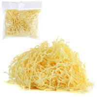 Наполнитель бумажный, желтый (40 грамм)
