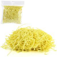 Наполнитель бумажный, лимонно-желтый (40 грамм)