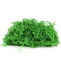 Наполнитель бумажный, лесной зеленый (40 грамм)
