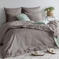 """Комплект постельного белья 2-х спальный """"Absolut. Mokko"""", с наволочками 70х70 см"""