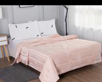 """Одеяло """"Шарлиз """", цвет: персик, 160х220 см"""