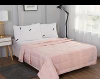 """Одеяло """"Шарлиз """", цвет: карамель, 200х220 см"""