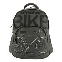 """Рюкзак с эргономичной спинкой """"Bike"""", цвет темно-серый"""