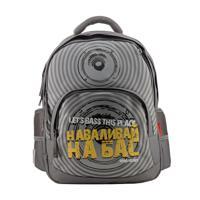 """Рюкзак с эргономичной спинкой """"Bass"""", цвет серый"""
