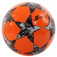 """Мяч футбольный для отдыха """"Start Up. E5121"""", размер 5, оранжевый"""