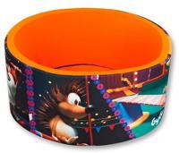 """Сухой игровой бассейн """"Booba. Под куполом цирка"""", высота 40 см, оранжевый"""