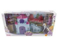"""Замок для кукол """"Сказочный дворец"""""""