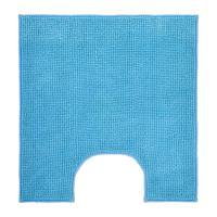 "Коврик под унитаз ""SPA"", 60x55 см, голубой"
