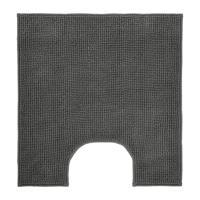 "Коврик под унитаз ""SPA"", 60x55 см, серый"