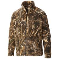 Куртка флисовая Woodline, камыш, размер 56-58